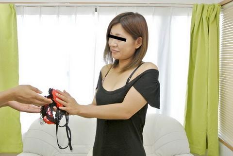 美人ランジェリーモデルはカラダだけでなく膣内もセクシーだった 町田紗枝