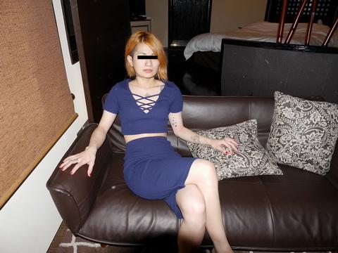 刺青だらけの元ヤン美女に中出しファック 高木きょうこ