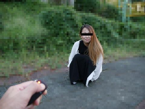 飛びっこ散歩 〜やばい、めっちゃ動いて歩けない〜 青梅令奈