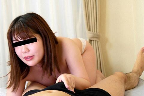 キュートな顔面を必死に動かすピストンフェラ 早川夏美