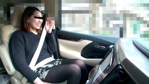 私と一緒にエッチなドライブデートしようよ 内山あすか