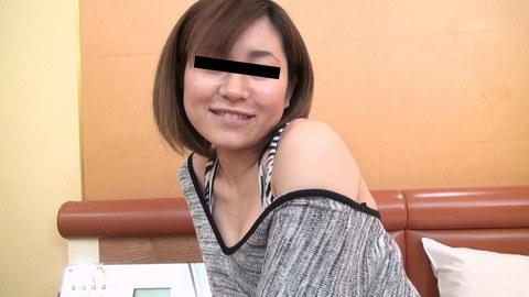 客との本番セックスで絶頂するデリヘル嬢に中出ししちゃいました 町田紗枝