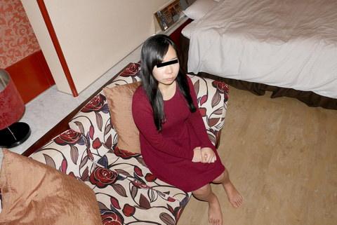 Fカップの美巨乳娘を拘束ファック 羽田洋子